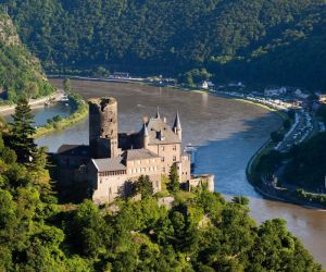 Germany's picturesque Rhine Valley