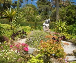 Tresco Abbey sub-tropical gardens