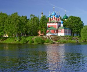 Church of St Dmitry on the Blood, Uglich