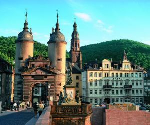 Heidelberg's city gate