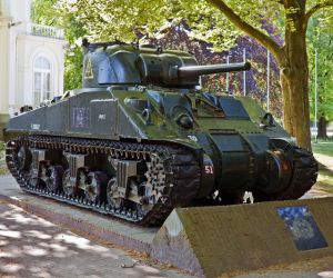 The 'Hartenstein' Airborne Museum, Arnhem