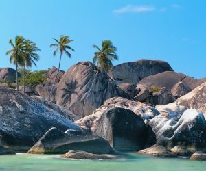 The Baths Landmark, Virgin Gorda