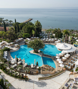The Mediterranean Beach Hotel