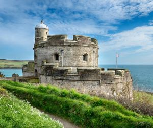 St Mawes Castle