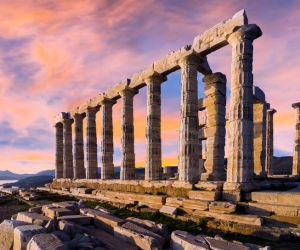 Temple of Poseidon, Cape Sounion
