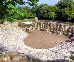 Roman Theater, Butrint