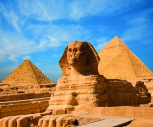 Egyptian Great Sphinx