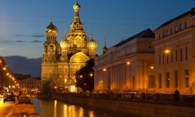 Glories of St Petersburg