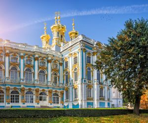 Church of the Resurrection of Christ in the Catherine Palace