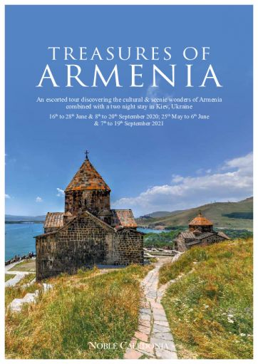 Treasures of Armenia