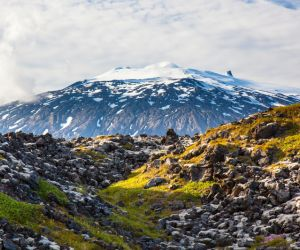 Snaefellsjokull Nationalpark
