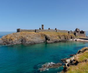 Peel Castle, Isle of Man