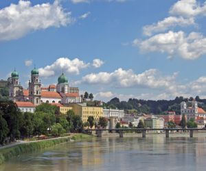 Passau Cathedral and the Old Town