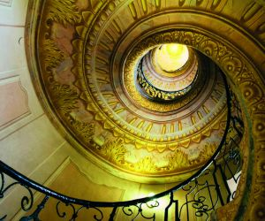 Imperial Staircase, Melk Abbey