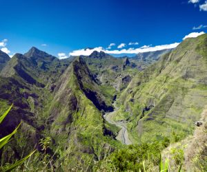 Reunion Island National Park