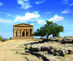 Greek Temple of Concordia