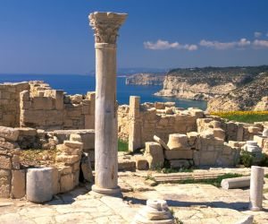 Ruins of the Roman Basilica, Kourion